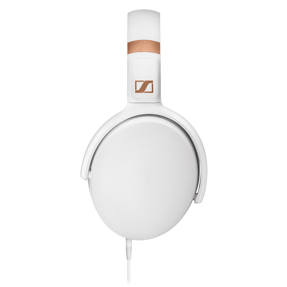 Sennheiser HD 4.30i White Headset - Side