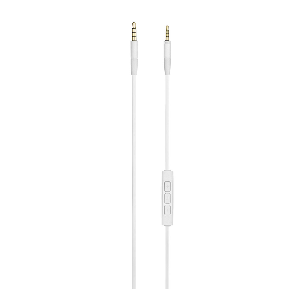 Sennheiser HD 4.30i White Headset - Cable