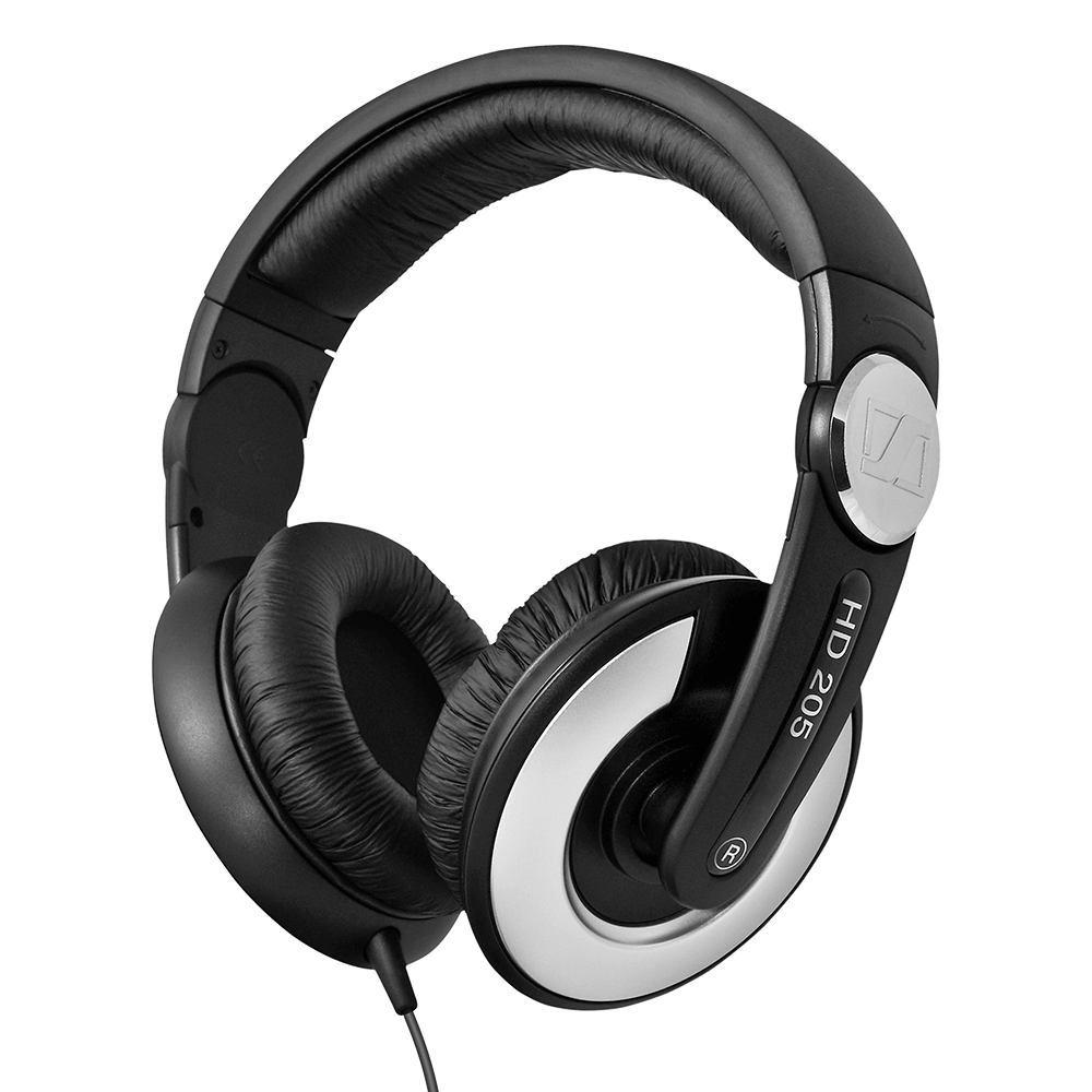 Sennheiser HD 205 II Headphones - Product Front