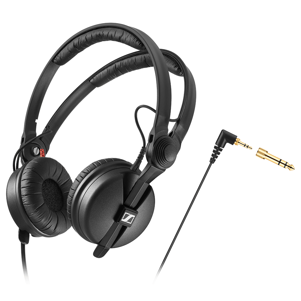 Sennheiser HD 25 Headphones - with Cable