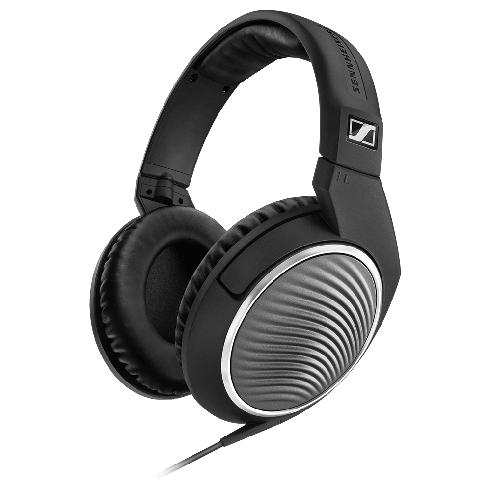 Sennheiser HD 471i Headphones - Product Front Left