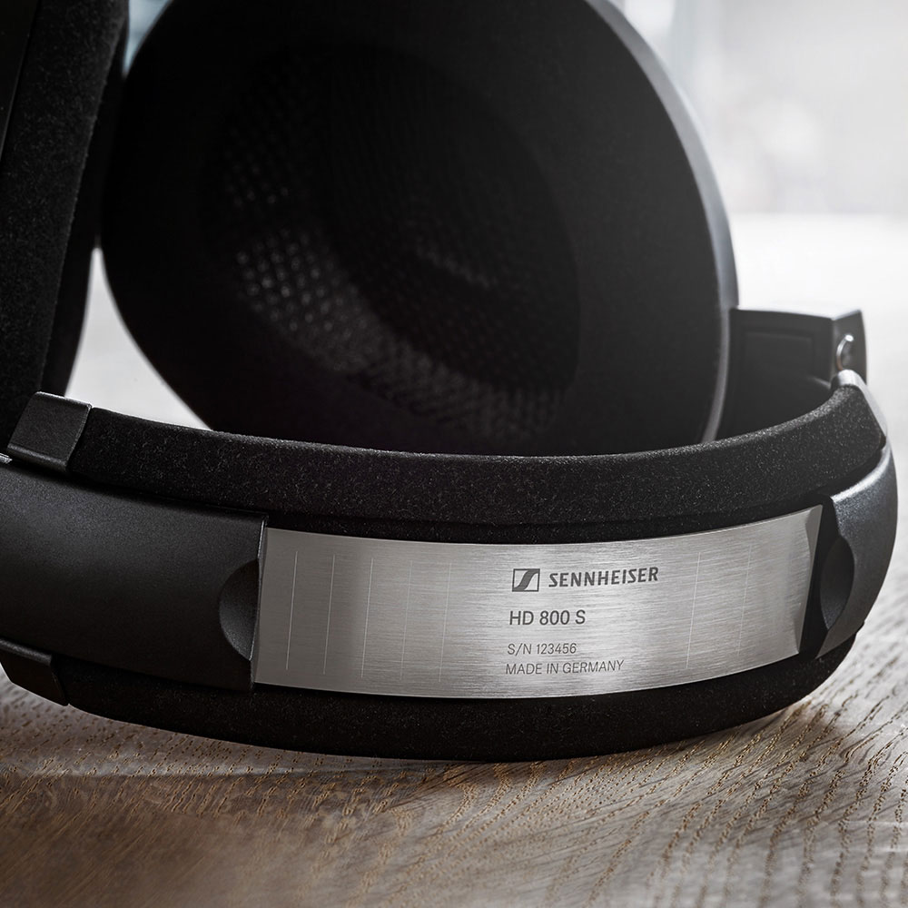 Sennheiser HD 800 S Headphones - Label