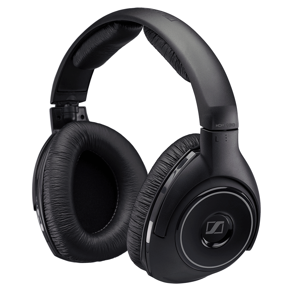 Sennheiser HDR 160 Headphones - Product Front Left