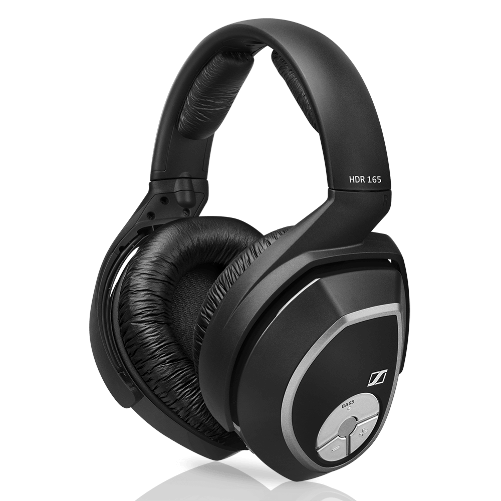 Sennheiser HDR 165 Headphones - Product Right