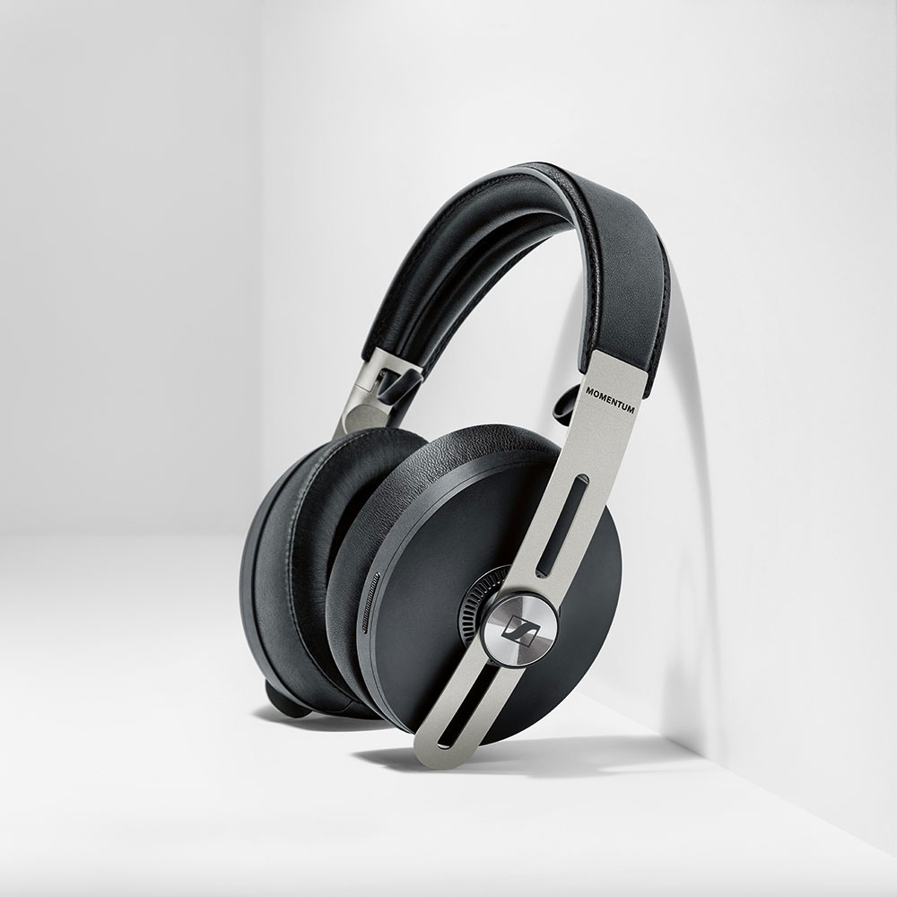 Sennheiser MOMENTUM 3 Wireless Black Headphones - To the Wall