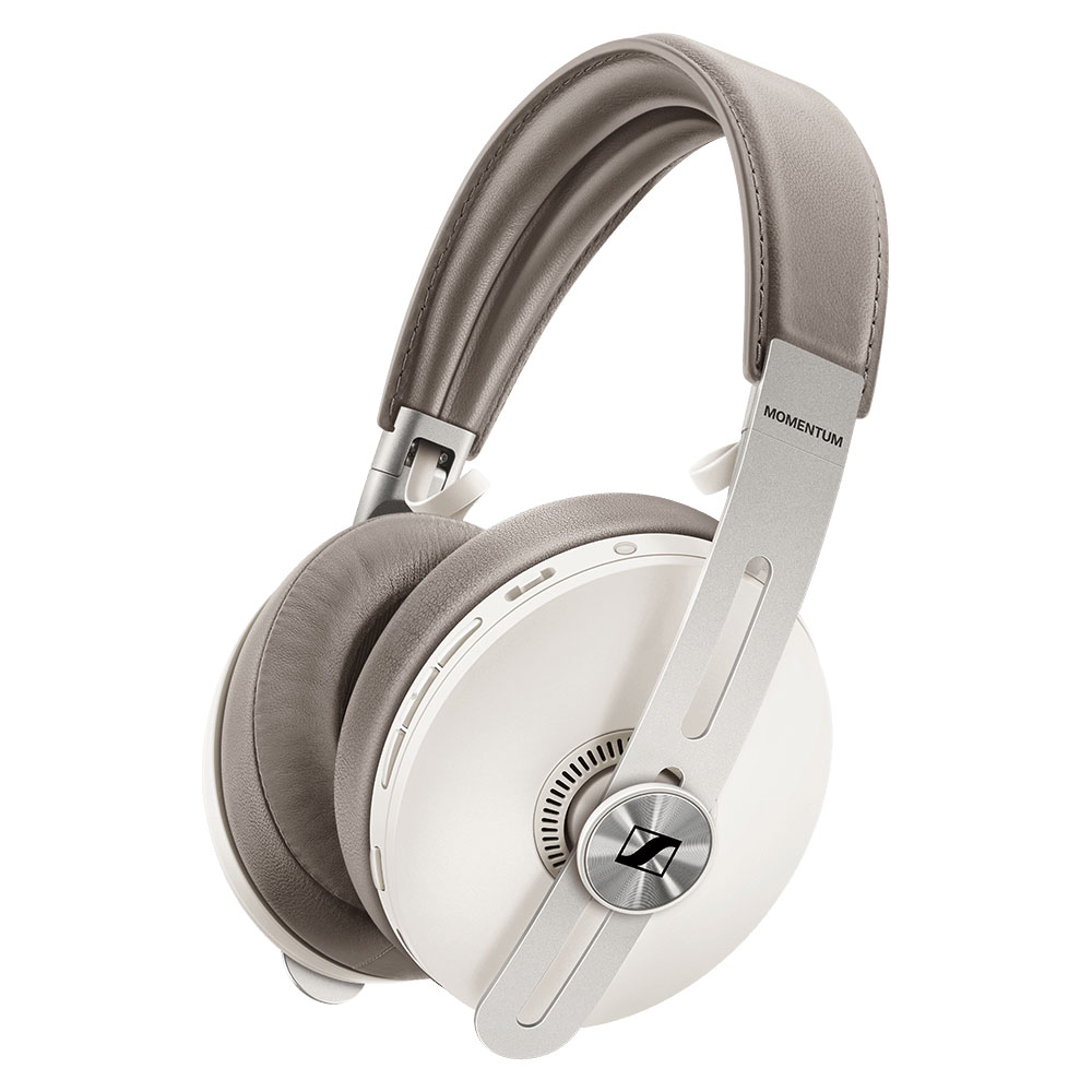 Sennheiser MOMENTUM 3 Wireless White Headphones