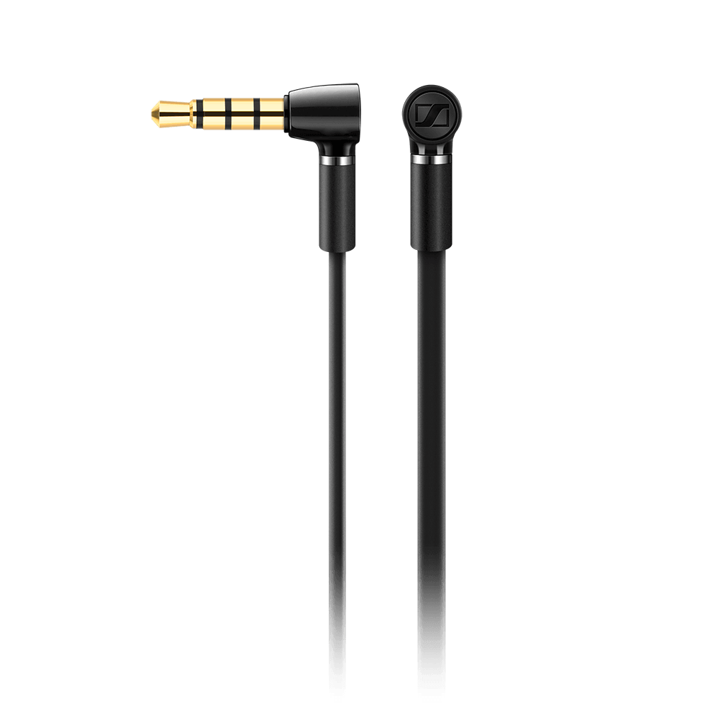 Sennheiser MOMENTUM In-Ear i Black Headphones - Jack Plug