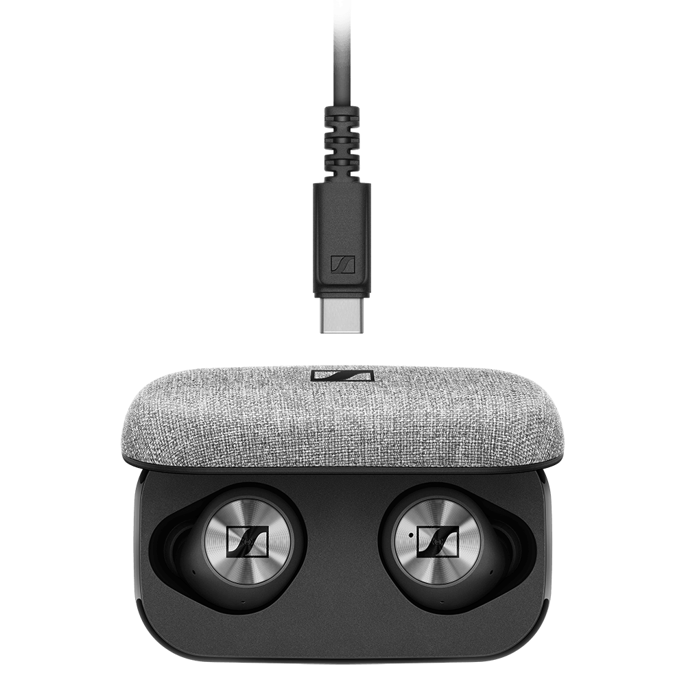 Sennheiser MOMENTUM True Wireless Earbuds - Side