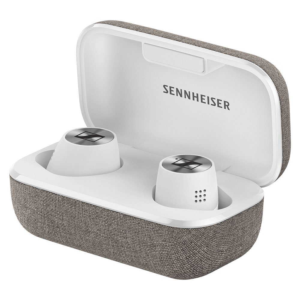 Sennheiser MOMENTUM True Wireless 2 White Earbuds