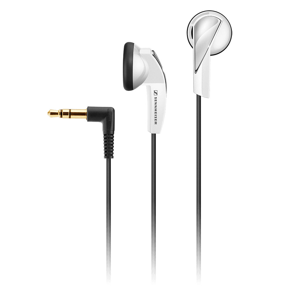 Sennheiser MX 365 White Earphones - Product Details