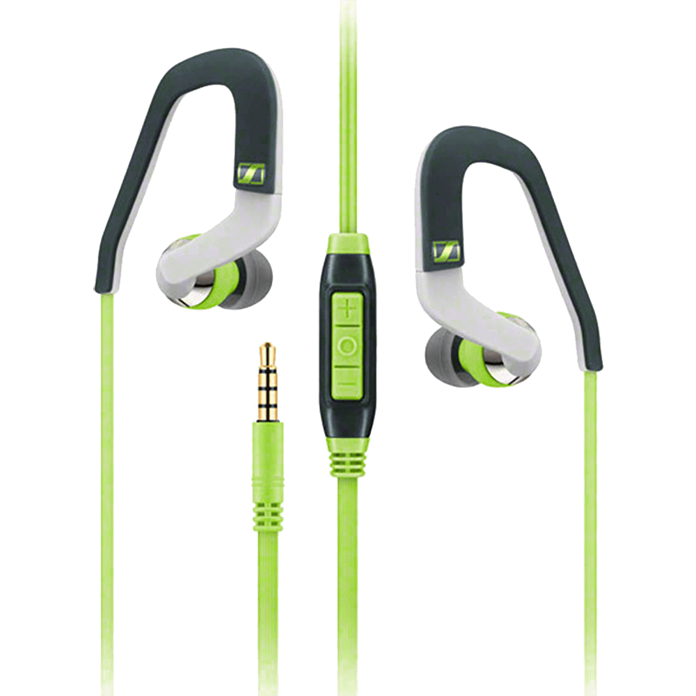 Sennheiser OCX 686i Sports Earphones - Product Front