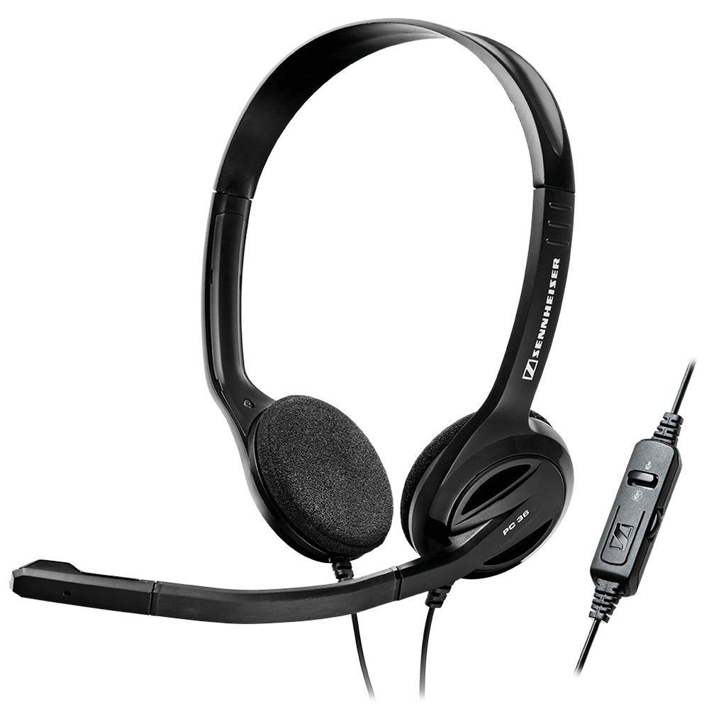 Sennheiser PC 36 Call Control Headset - Product Front