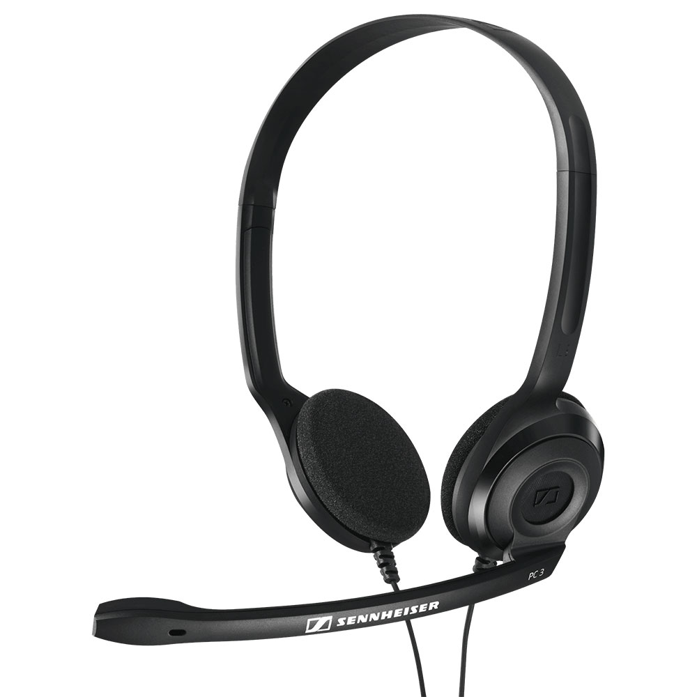 Sennheiser PC 3 Chat Headset - Product Front
