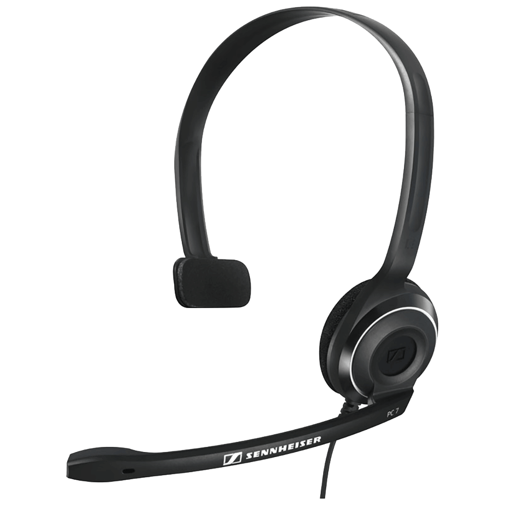 Sennheiser PC 7 USB Headset - Product Front