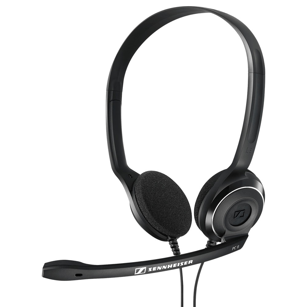 Sennheiser PC 8 USB Headset - Product Front