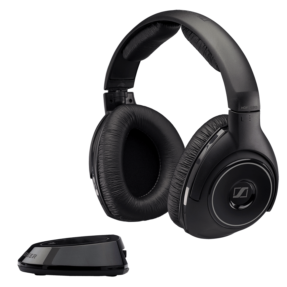 Sennheiser RS 160 Wireless System - Product Front Left