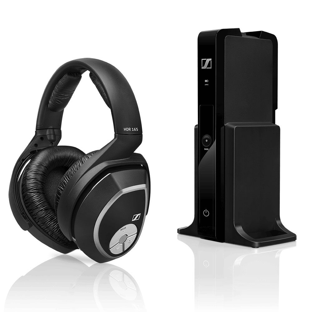 Sennheiser RS 165 Wireless System - Separate