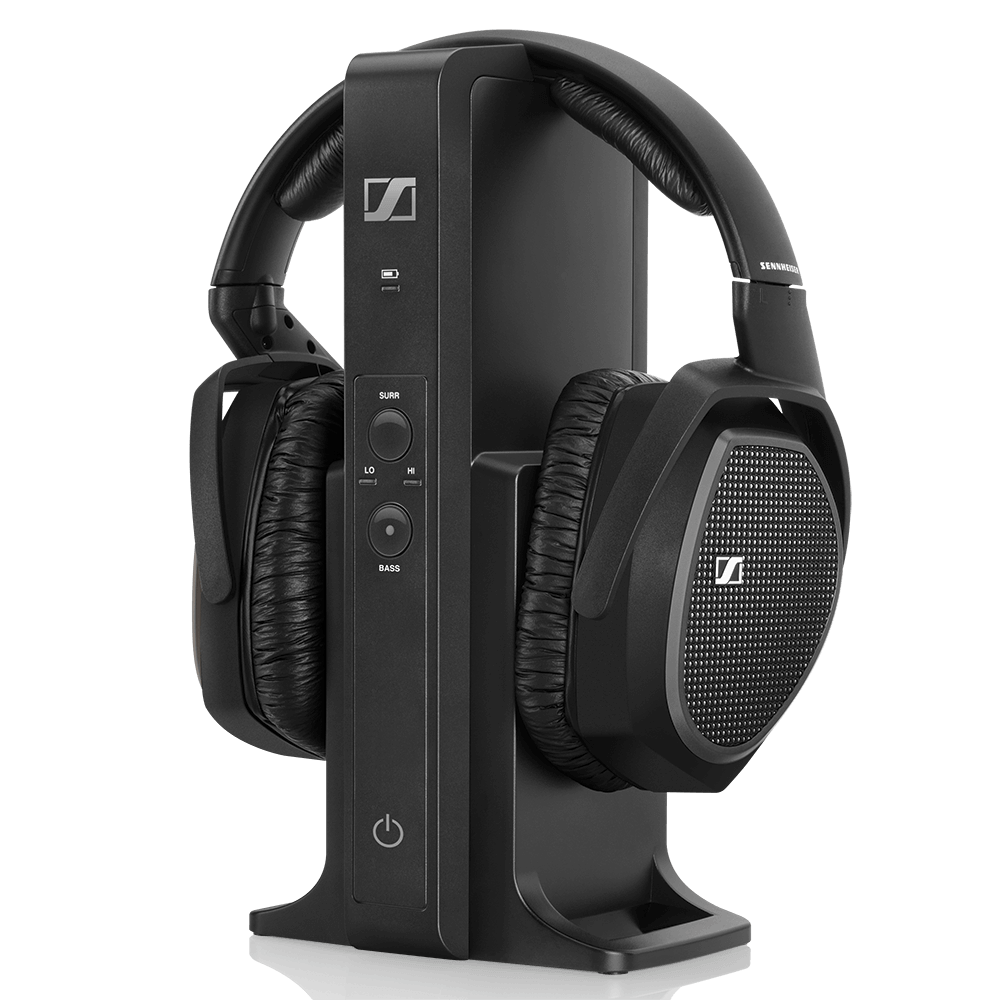 Sennheiser RS 175 Wireless System - Product Front Left
