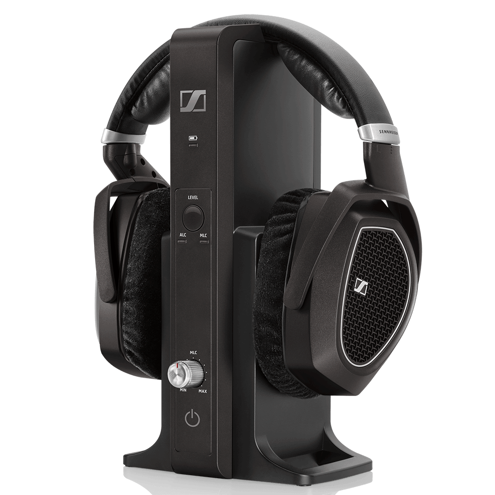 Sennheiser RS 185 Wireless System - Product Front Left