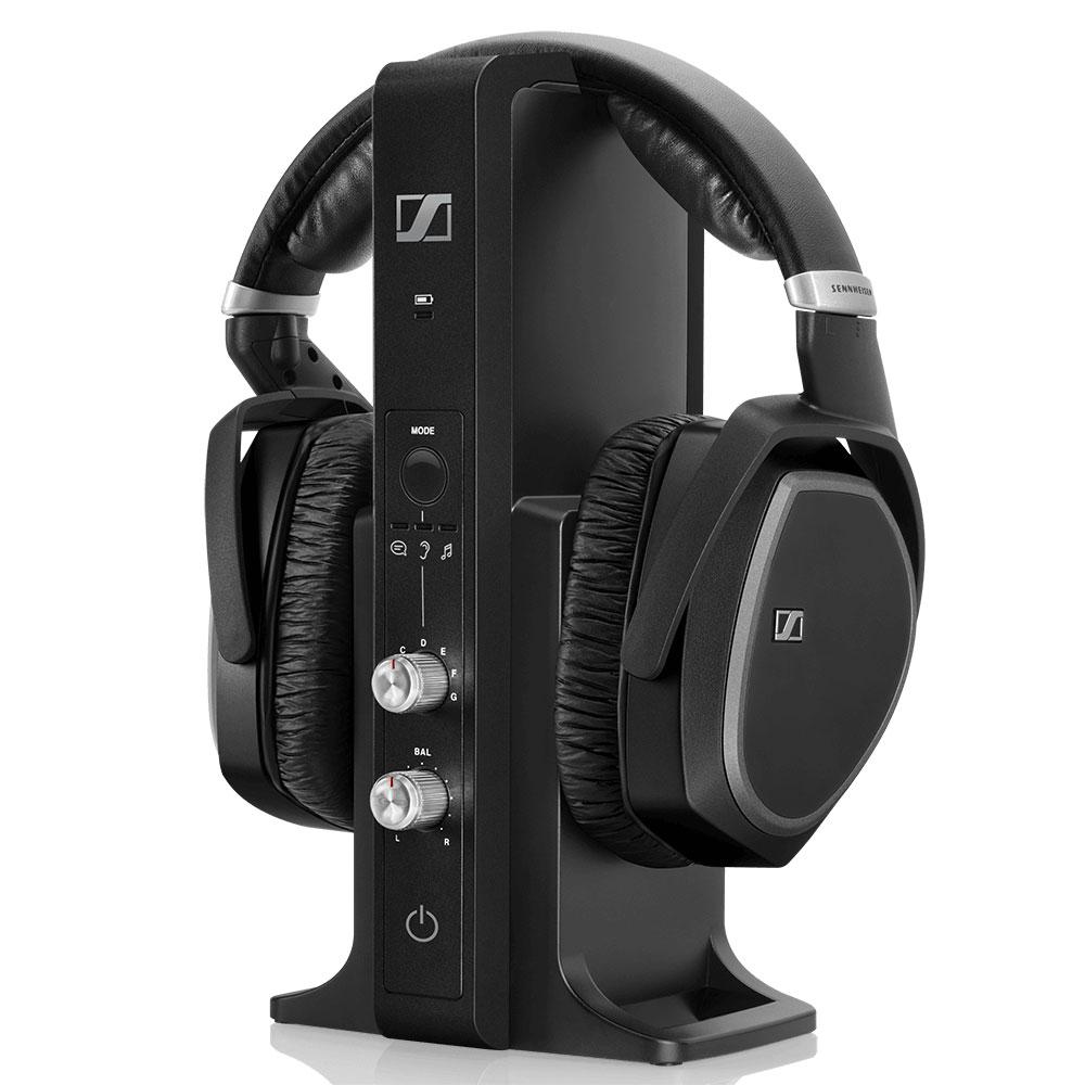 Sennheiser RS 195 Wireless System - Product Front Left