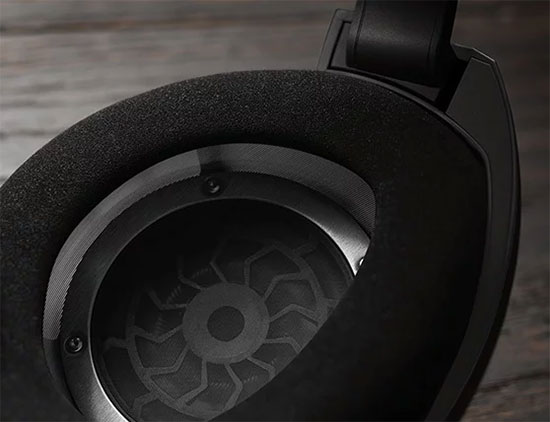 Absorber technology of the HD 800 S